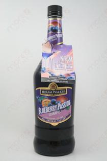 Hiram Walker Blueberry Passion Schnapps 1L