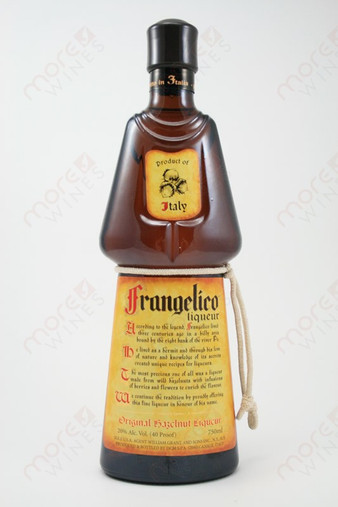 how to drink frangelico hazelnut liqueur