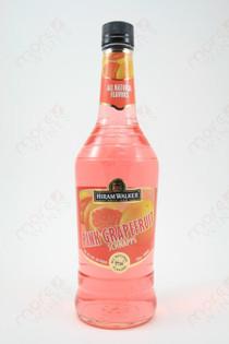 Hiram Walker Pink Grapefruit Schnapps 750ml