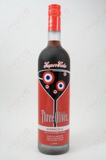 Three Olives Supercola Vodka 750ml