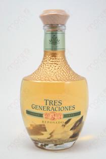 Tres Generaciones Tequila Reposado 750ml