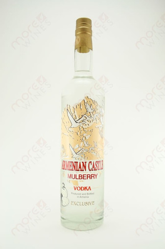 Armenian Mulberry Vodka 750ml