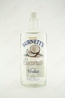 Burnett's Coconut Vodka 750ml