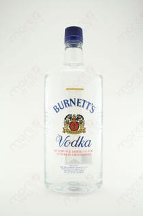 Burnett's Vodka 750ml