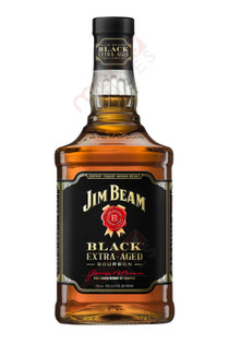 Jim Beam Black 8 Year Bourbon Whiskey 750ml