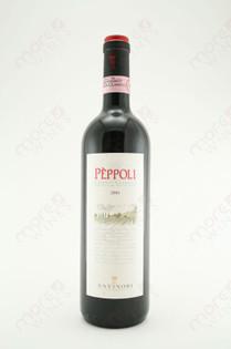 Peppoli Chianti Classico 2004 750ml