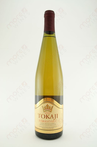 Tokaji Harslevelu Semi-Sweet 2010 750ml