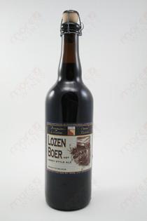 De Proefbrouwerij Brewery Lozen Boer ABT
