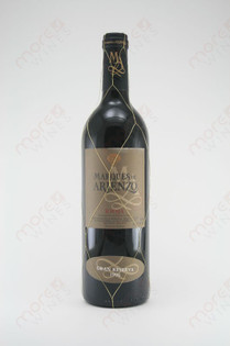 Marques de Arienzo Gran Reserva Rioja 1996 750ml