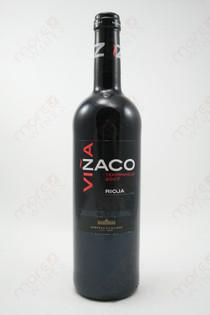 Vina Zaco Tempranillo Rioja 2010 750ml