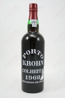 Porto Krohn Colheita 1968 750ml