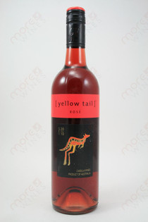 Yellow Tail Rose 750ml