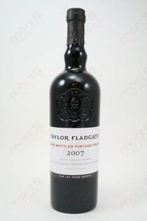 Taylor Fladgate Late Bottled Porto 2007 750ml