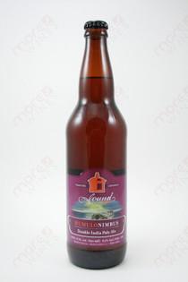 Sound Brewery 'Humulo Nimbus' Double India Pale Ale 22fl oz