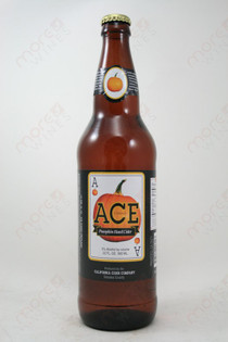 Ace Pumpkin Hard Cider 22fl oz