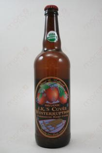 J.K.'s Cuvee Winterruption Farmhouse Hard Cider 22fl oz