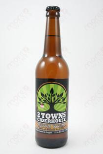 2 Towns Ciderhouse Serious Scrump Cider 500ml