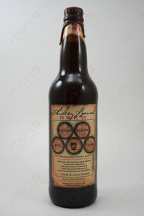 Indian Wells Brewing Whiskey Barrel Amber 22fl oz