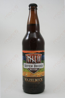 Seven Brides Brewing Hazelbock