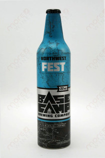 Base Camp Brewing Company Northwest Fest 22Fl oz