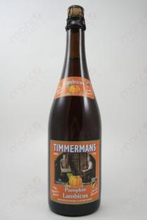 Timmermans Pumpkin Lambicus 25.4 floz