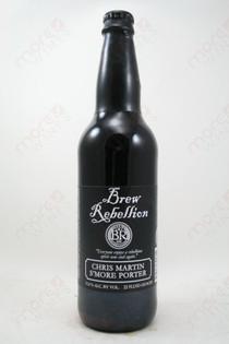 Brew Rebellion Chris Martin S'more Porter 22fl oz