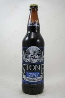 Stone Brewing Smoked Vanilla Bean Porter 22fl oz