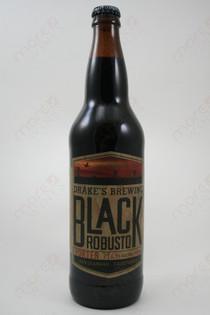 Drake's Brewing Black Robusto Porter 22fl oz