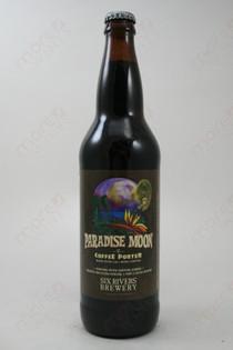 Six River Brewery Paradise Moon Coffee Porter 22fl oz