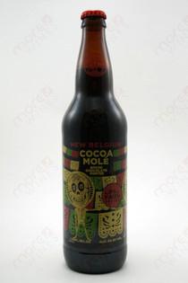 New Belgium Cocoa Mole Spiced Chocolate Porter 22fl oz