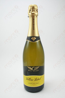 Wolf Blass Yellow Label Sparkling Brut Non Vintage 750ml