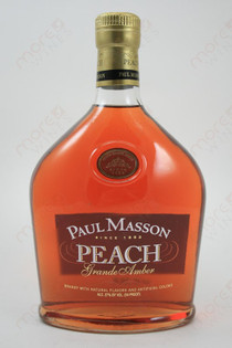 Paul Masson Peach Brandy 750ml