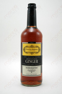 Powell & Mahoney Limited Old Ballycastle Ginger Cocktail mixer 750ml