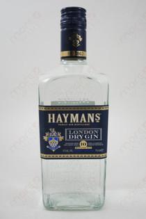 Haymans Dry Gin 750ml