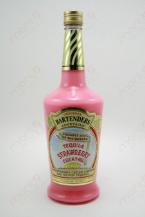 Bartenders Cocktail Tequila Strawberry 750ml