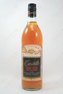 Castillo Spiced Rum 750ml