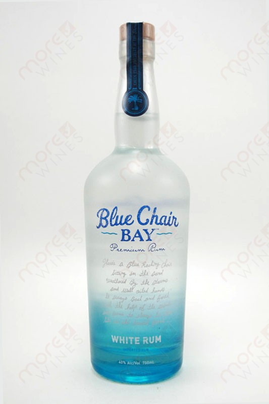 blue chair bay white rum 750ml morewines