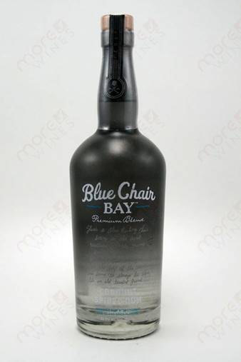 blue chair bay coconut spiced rum 750ml morewines