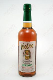 Voo Doo Spiced Hemp Rum 750ml