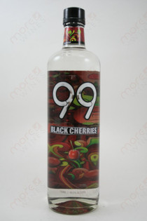 99 Black Cherry Liqueur 750ml