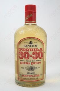 Tequila 30-30 Reposado 750ml
