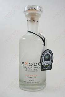 Exodo Orange Tequila 750ml