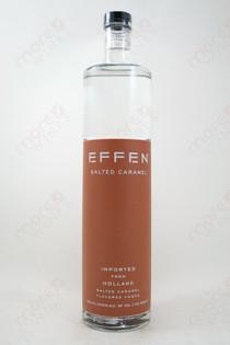 Effen Salted Caramel Vodka 750ml