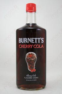 Burnett's Cherry Cola Vodka 750ml