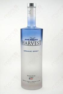 American Harvest Organic Spirit Vodka 750ml