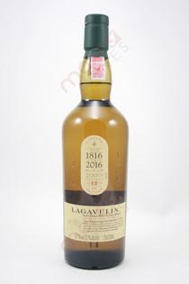 Lagavulin Cask Strength 12 Year Old Single Malt Scotch Whisky 750ml