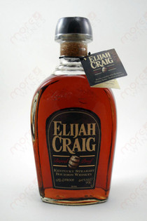 Elijah Craig Barrel Proof Kentucky Straight Bourbon Whiskey 750ml.