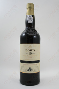 Dow's 10 Year Old Tawny Port 750ml