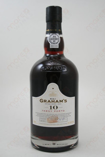 Graham's 10 Year Old Port 750ml