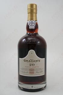 Graham's 20 Year Old Port 750ml